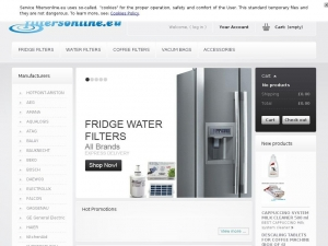 Professional accessories for fridges